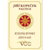 Ryzlink rýnský 2017 VOC