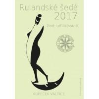 Rulandské šedé 2017